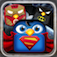 Super Hero Birds Free app icon