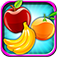 A Fruit Swipe Tap Match Free app icon