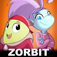 Zorbit's Math Adventure Preschool app icon