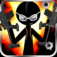 A Stickman Hitman (17 plus) app icon