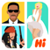 Hi Guess the Celebrity App Icon