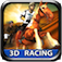 Horse Racing 3D iOS Icon