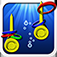Water Hoops App Icon