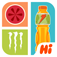 Hi Guess the Drink App Icon
