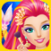 Mermaid Salon App Icon
