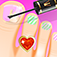 Princess Nail Spa App Icon
