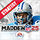 Madden NFL 25 Official Team Strategy App Icon