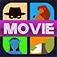MovieGuess :Movie Guess The Word #7 guess what's the title 4 pop movie in 1 pics iOS Icon