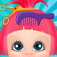 Baby Hair Salon Spa App Icon