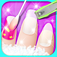 Princess Nail Salon iOS Icon
