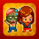 Infectonator : Hot Chase iOS Icon