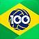 100 Football World 2014 app icon