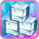Ice Cube World: Block Village app icon