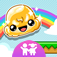 Ice Cream Jump for Kids iOS Icon