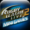 Rugby League Live 2: Mini Games app icon