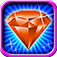 Jewel Crush Mania FREE app icon
