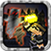Sky's Butter Quest in Horror House of Spectre with Minecraft Skin Exporter (PC Edition) iOS Icon