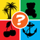 Mosaic: Tap the shadow, guess the word! app icon