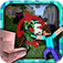 Crafted Fortress with Minecraft Skin Exporter (PC Edition) app icon