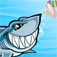 Dangerous Shark Attack Bounce iOS Icon