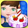 Baby Birthday Cake Maker iOS Icon