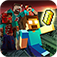 Herobrine in Butter Land with Minecraft Skin Exporter (PC Edition) iOS Icon