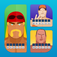 Hey Who's the Wrestler? Guess Wrestling Stars from WWE, WWF, TNA & RAW Trivia Quiz app icon