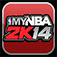 MyNBA2K14 iOS icon