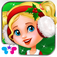 Christmas Chic Makeover iOS Icon