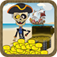 A Pirates Shipwrecked Life Treasure Hunt : Diamond Edition app icon