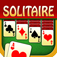 A Solitaire Pro Classic Card Game Mega Deluxe Fun Pack : iPhone iPod Touch and iPad ios app icon