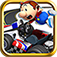 Toy Brick Moto Game iOS Icon