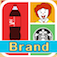 Guess The Brand-Say Hi To Logo Icon Quiz Test Game app icon