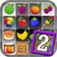 FRUIT DROPS PART II iOS Icon