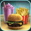 Burger Shop (Free) iOS Icon