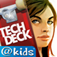 Tech Deck Skateboarding @Kids App Icon