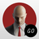 Hitman GO iOS Icon