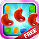Candy Crash Mania Puzzle Games iOS Icon