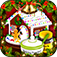 Cooking Games:Christmas Cake Hous App Icon