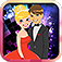 A Prom High School Sim Story: a romance dating night surviving otome fashion games for girl iOS Icon