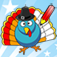 Thanks-giving Coloring Book for Children: Learn to draw and color the holiday of the United States of America app icon
