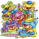 Strawberry puzzles for kids iOS Icon
