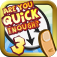 Are You Quick Enough? 3 iOS Icon