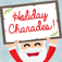 Holiday Charades Guess Words and Draw or Doodle Something Taboo Duck Your Heads Jump Up or Backflip with Dynasty Friends It's Crazy Madness Free app icon