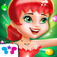 Candy Girl Resort: Sweet Spa & Fashion Designer app icon