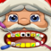 Christmas Dentist Office Salon Makeover Story iOS Icon