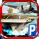 3D Airplane Parking Simulator Game iOS Icon