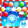 Bubble Mania: Christmas App Icon
