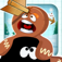 Gingerbread Stickman Shooting Showdown Bow and Arrow Free Christmas Games : Fun Casual Holiday Shooter Callenge iOS Icon