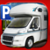 3D RV Motor-Home Parking Simulator Game iOS Icon